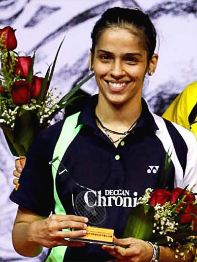 Saina - Badminton Player - INDIA- Khelmart.com