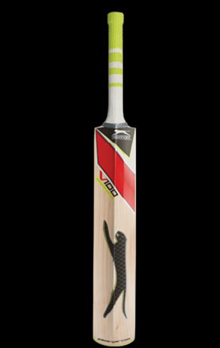 Slazenger V1oo Cricket Bat Khelmart