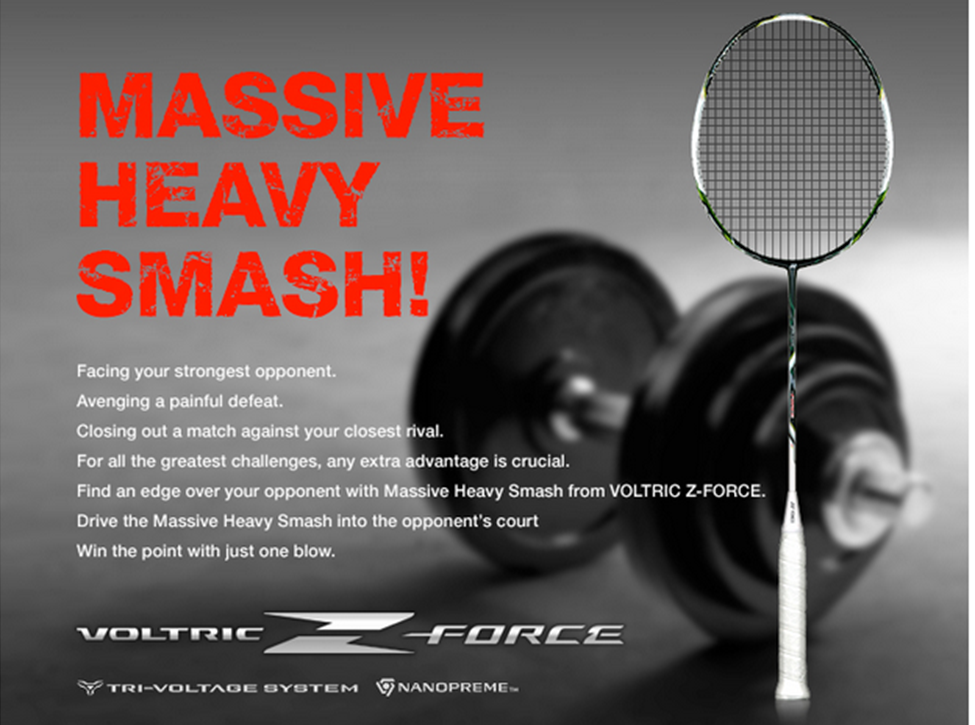 Yonex Badminton Racket Z Force-Khelmart Rreview