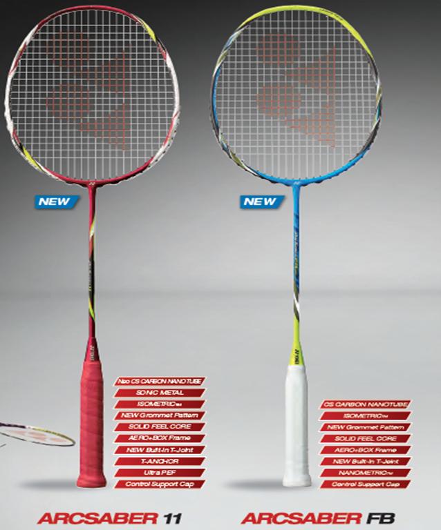 Yonex Arcsaber Badminton Rackets -Arcsaber 11