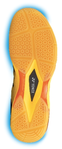 Round Sole Yonex Badminton Shoes @Khelmart.com