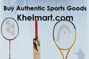 Authentic Sports Goods in India