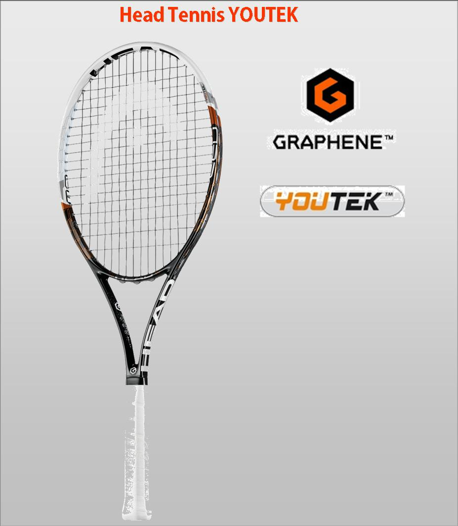 Head Tennis Racquets YOUTEK