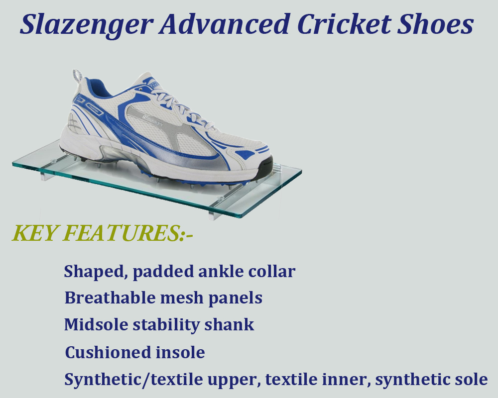 Slazenger Advanced cricket shoes