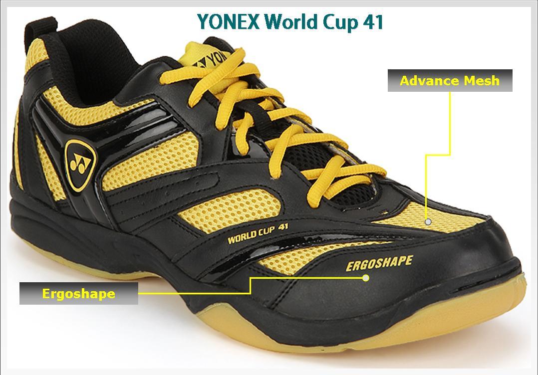 Yonex Badminton Shoes 2013 YONEX World Cup 41 Badminton