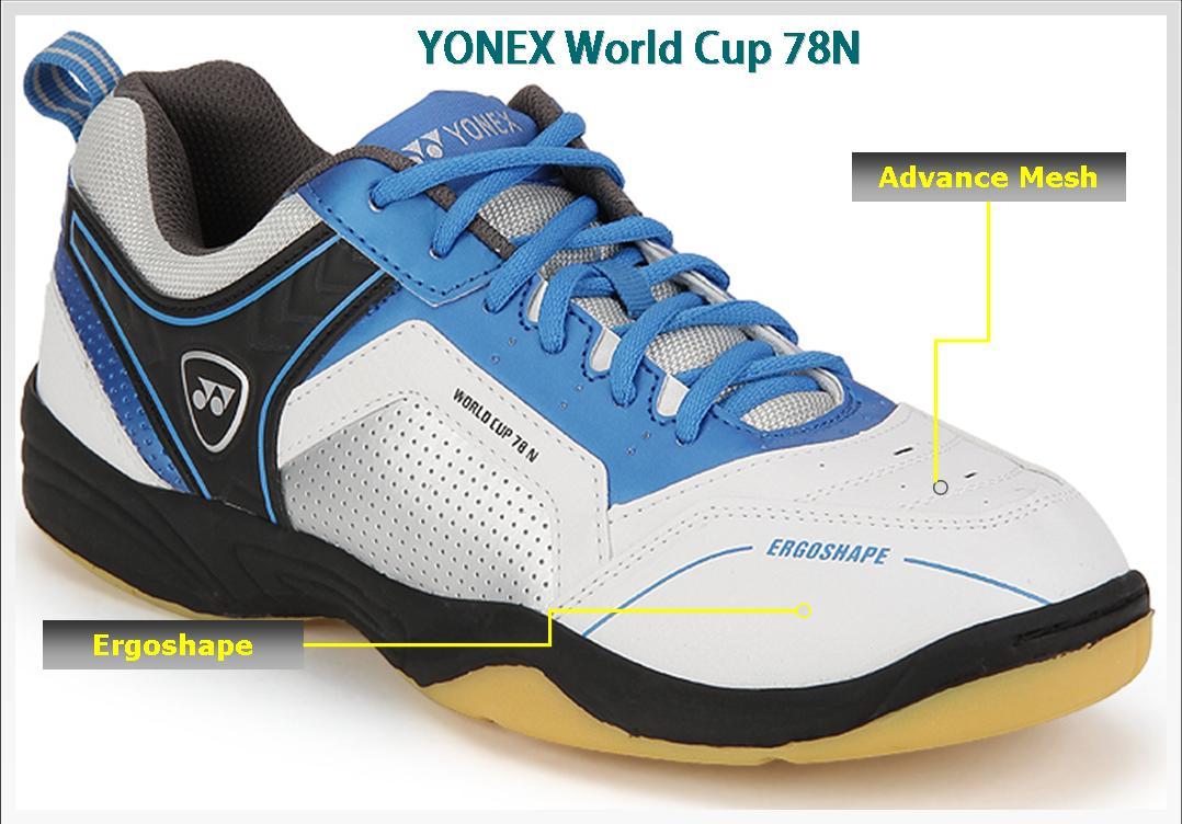 Yonex Badminton Shoes 2013 YONEX World Cup 78N Badminton