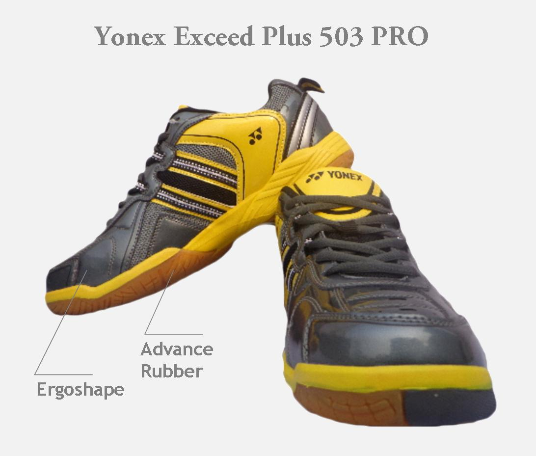 YONEX Exceed Plus 503 Pro Badminton Shoes -2