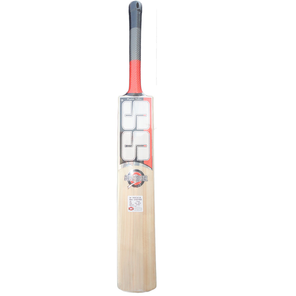 SS Super Power English Willow Cricket Bat