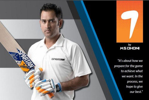 what�s new in msd 7 series of spartan cricket bats