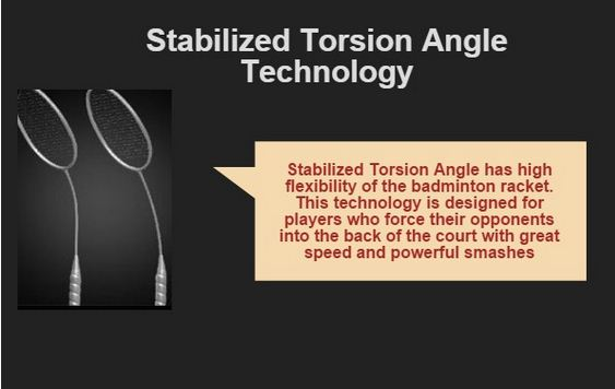 About Stabilized Torsion Angle Technology