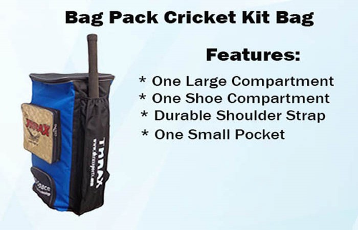 Bag Pack Cricket Kit Bag