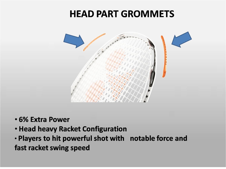 HEAD PART GROMMETS