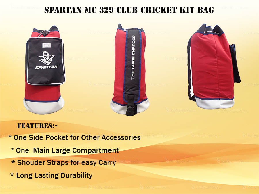 Spartan MC 329 Club Cricket Kit Bag