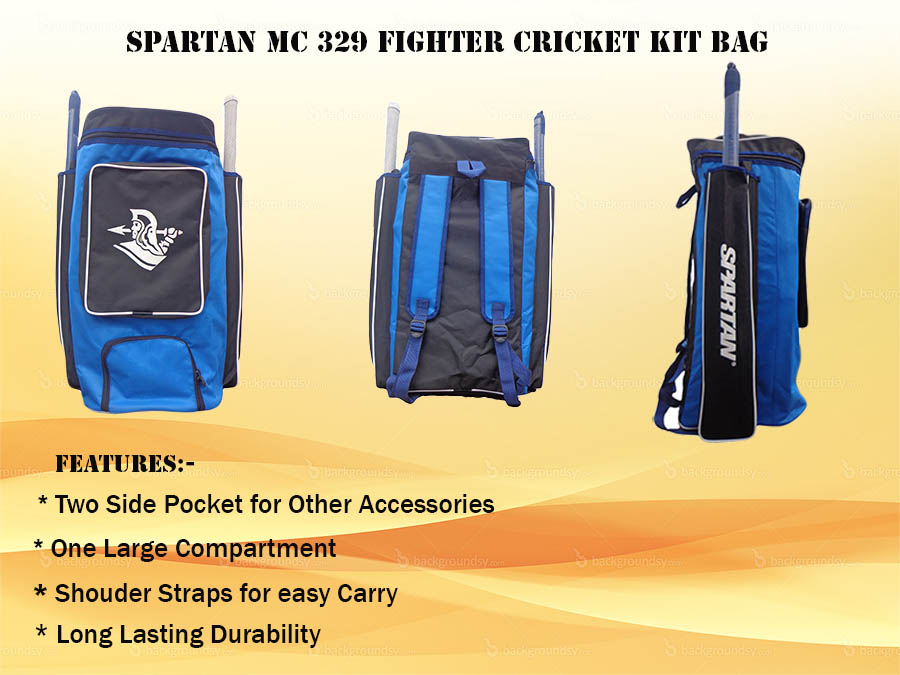 Spartan MC 329 Fighter Cricket Kit Bag