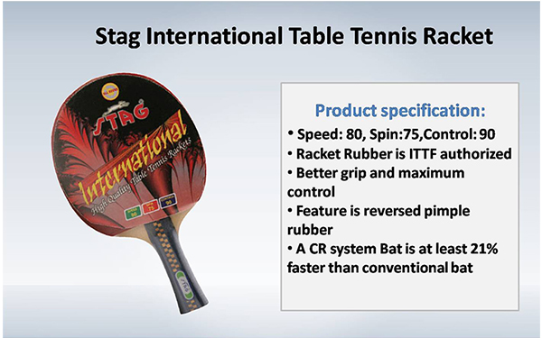 Which One Is Best Table Tennis Racquet Khelmart Org It