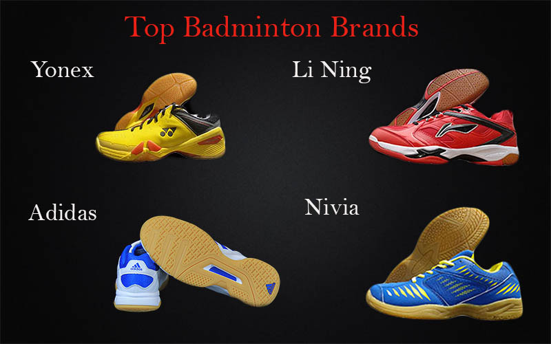 Top badminton brands