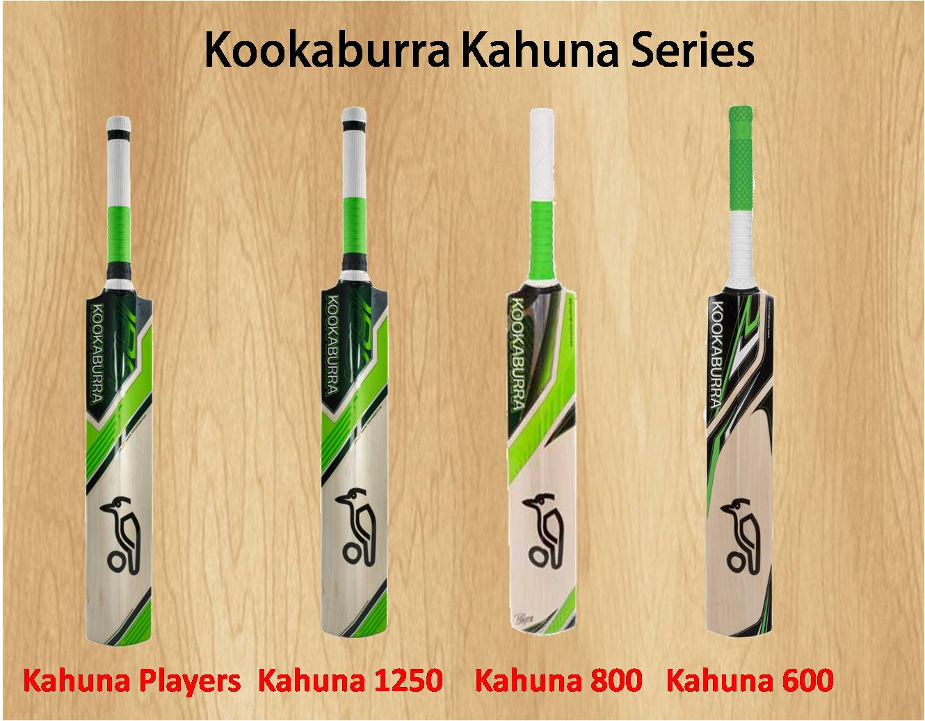 Kookaburra Kahuna Series Cricket Bat