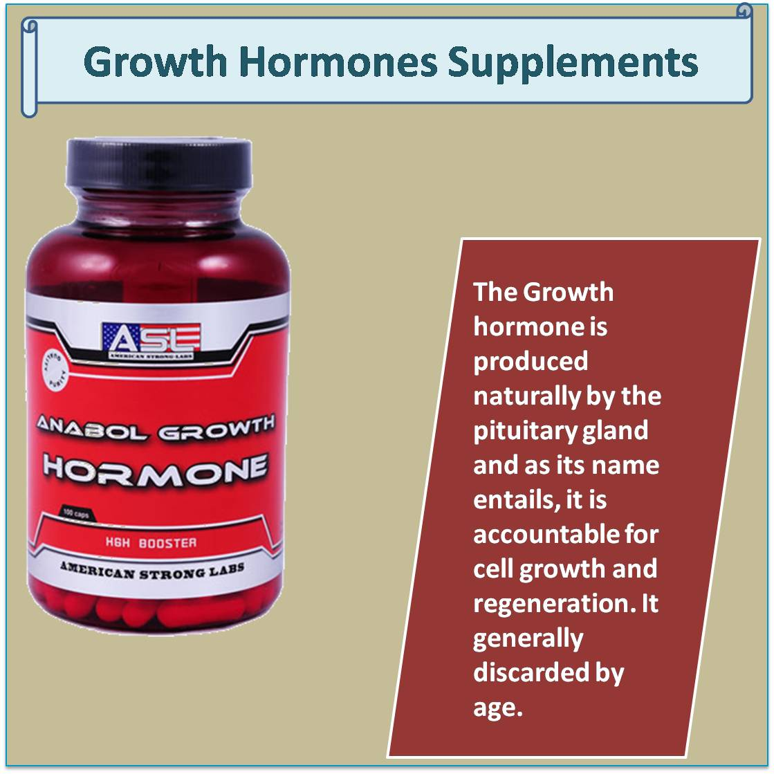 Growth Hormones Supplements