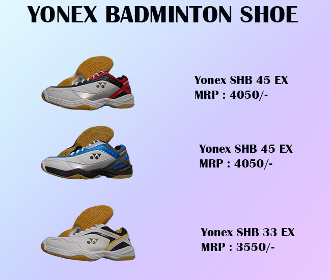 Yonex SHBBadminton Shoes