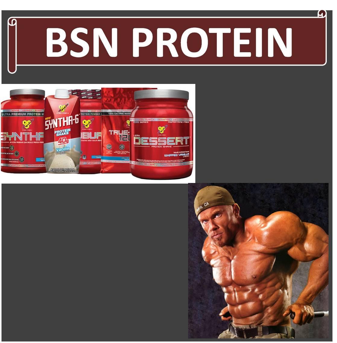 BSN Protein
