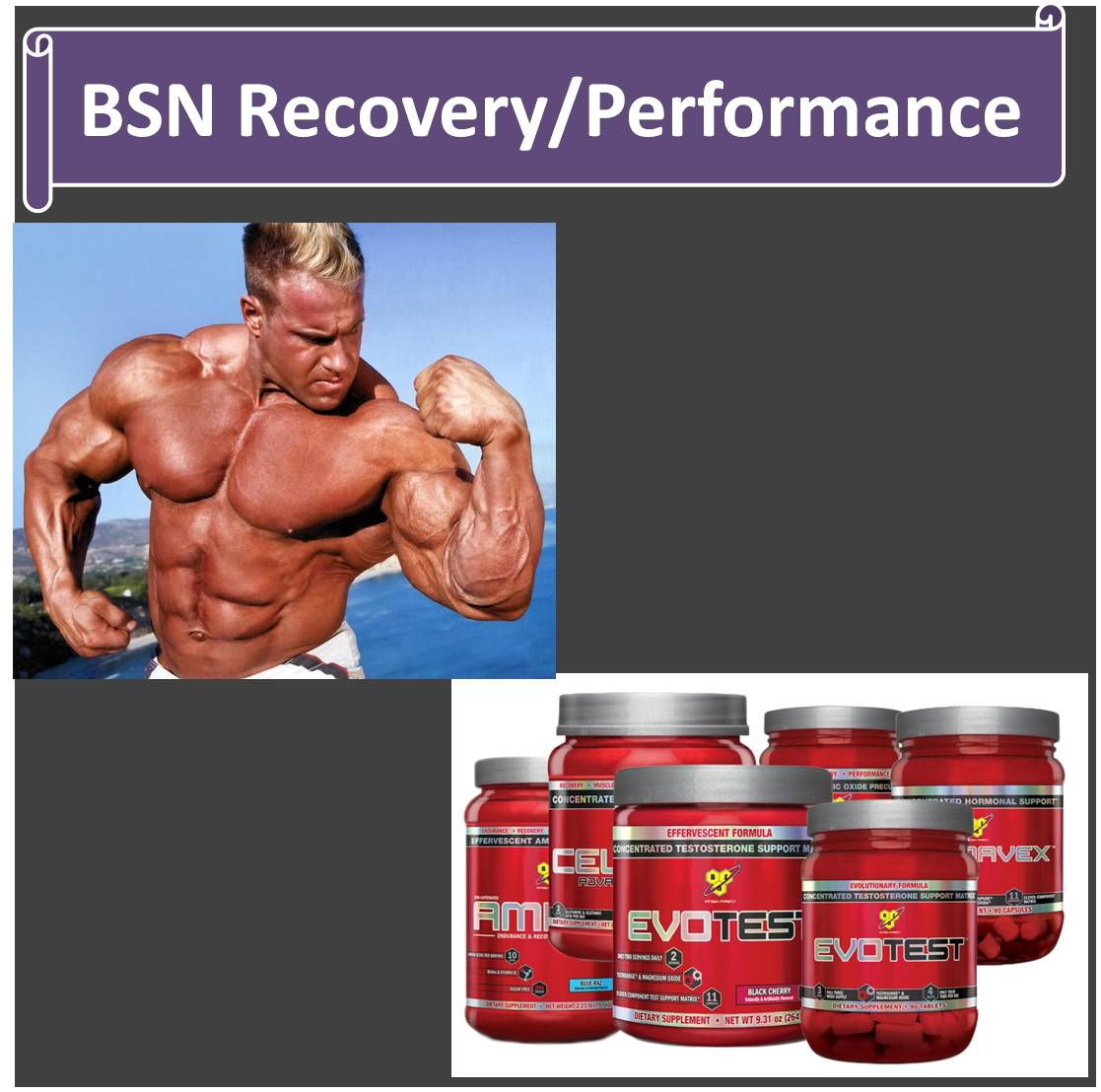 BSN Recovery Performance