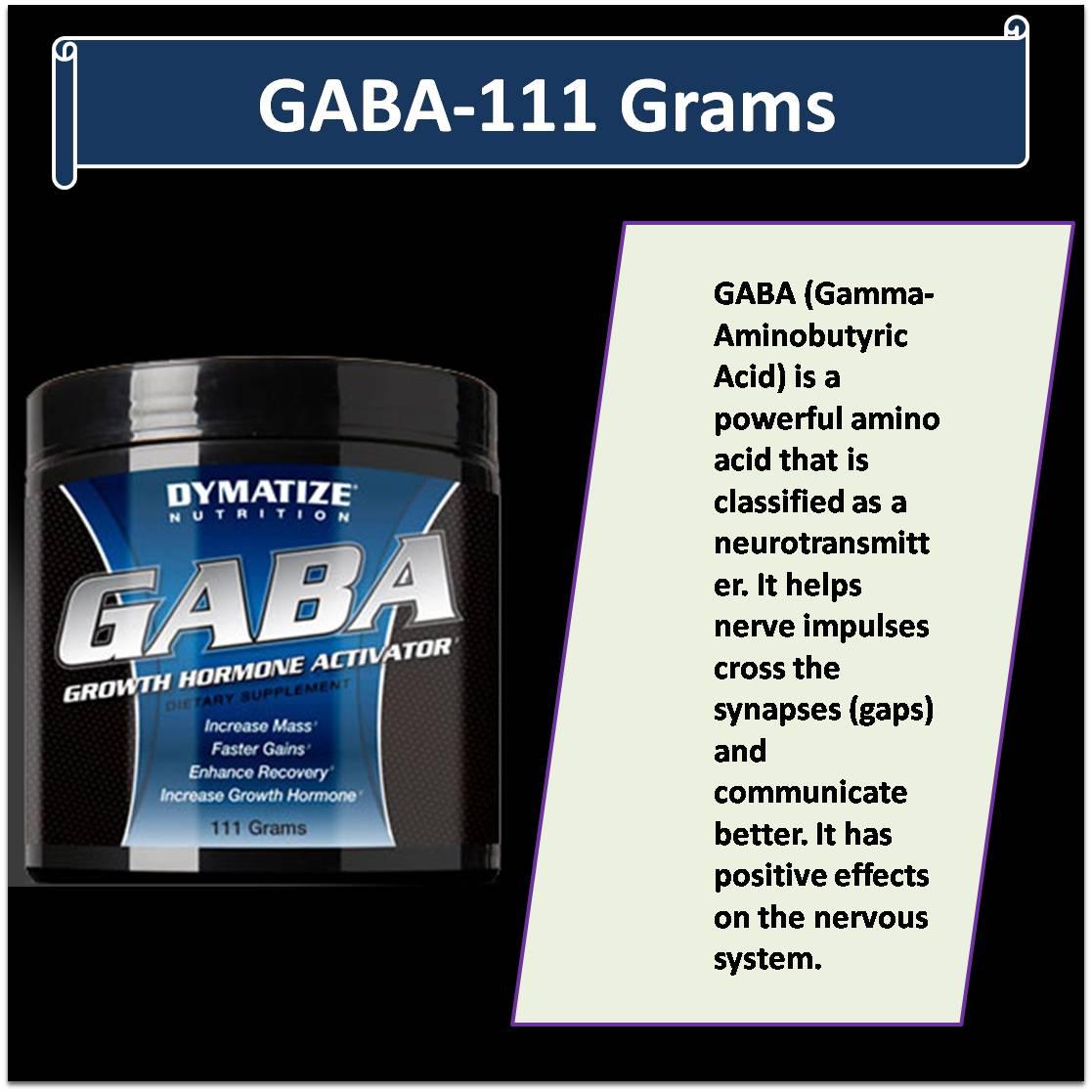 GABA-111 Grams