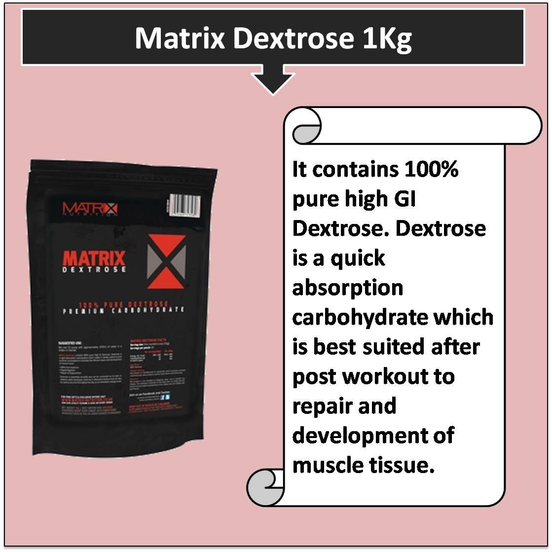 Matrix Dextrose 1Kg