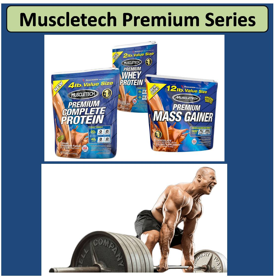 Muscletech Premium Series