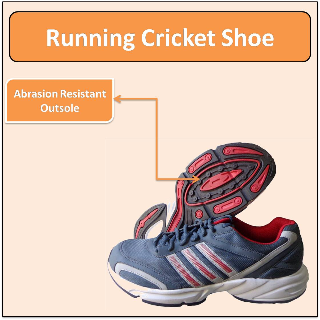 Running Cricket Shoe