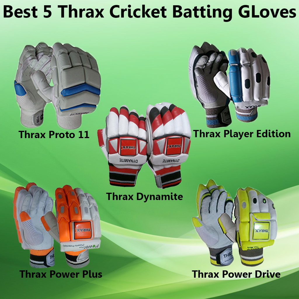 Thrax Cricket Batting Gloves