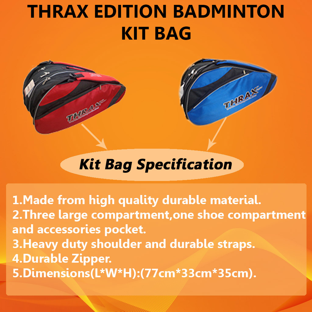 Thrax Edition Kit Bag