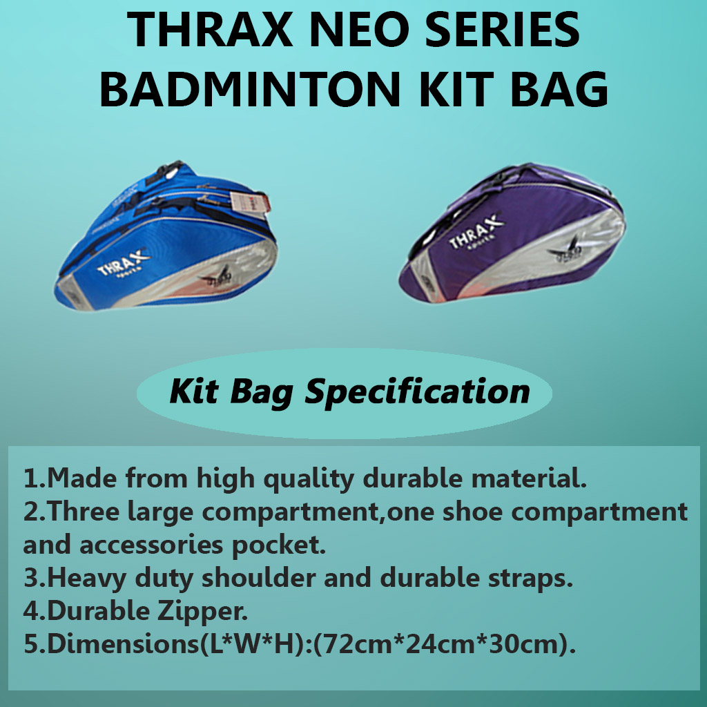 Thrax Neo Series Kit Bag