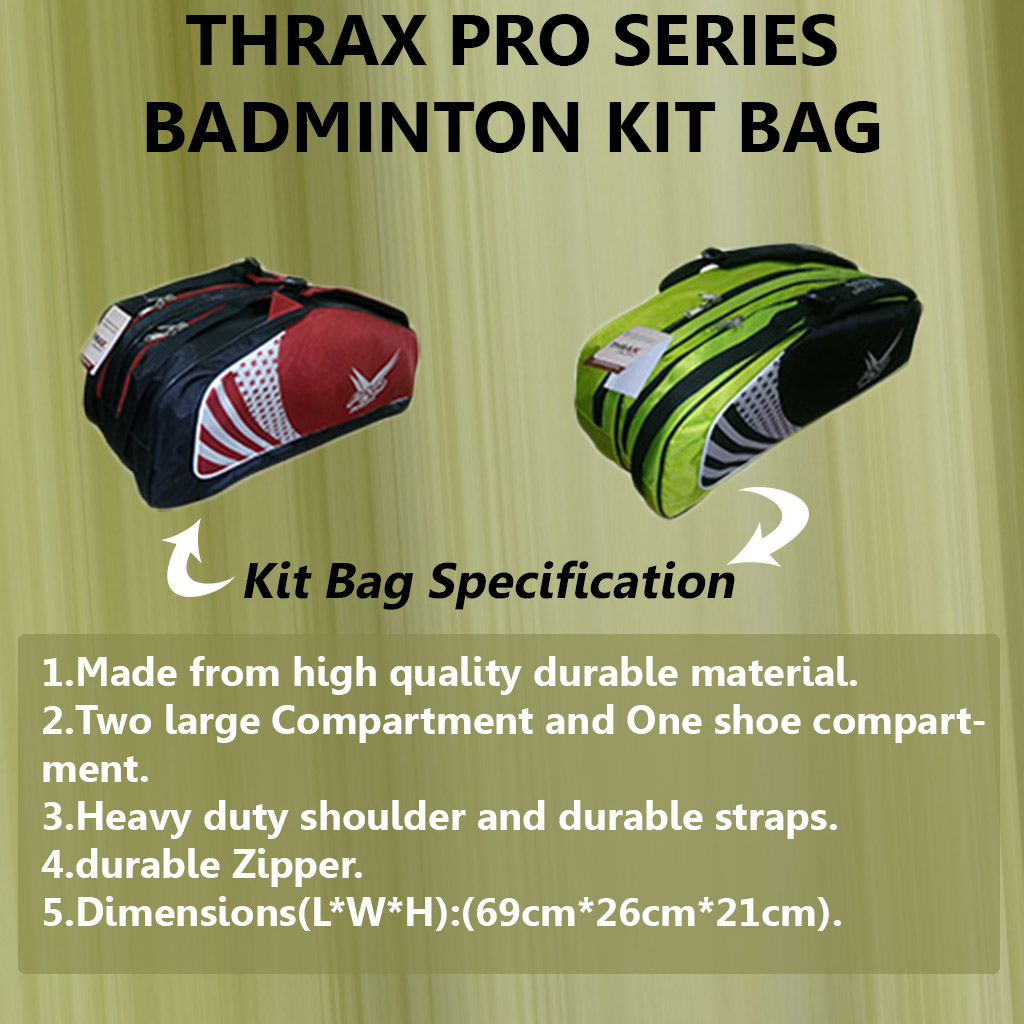 Thrax Pro Series Kit Bag