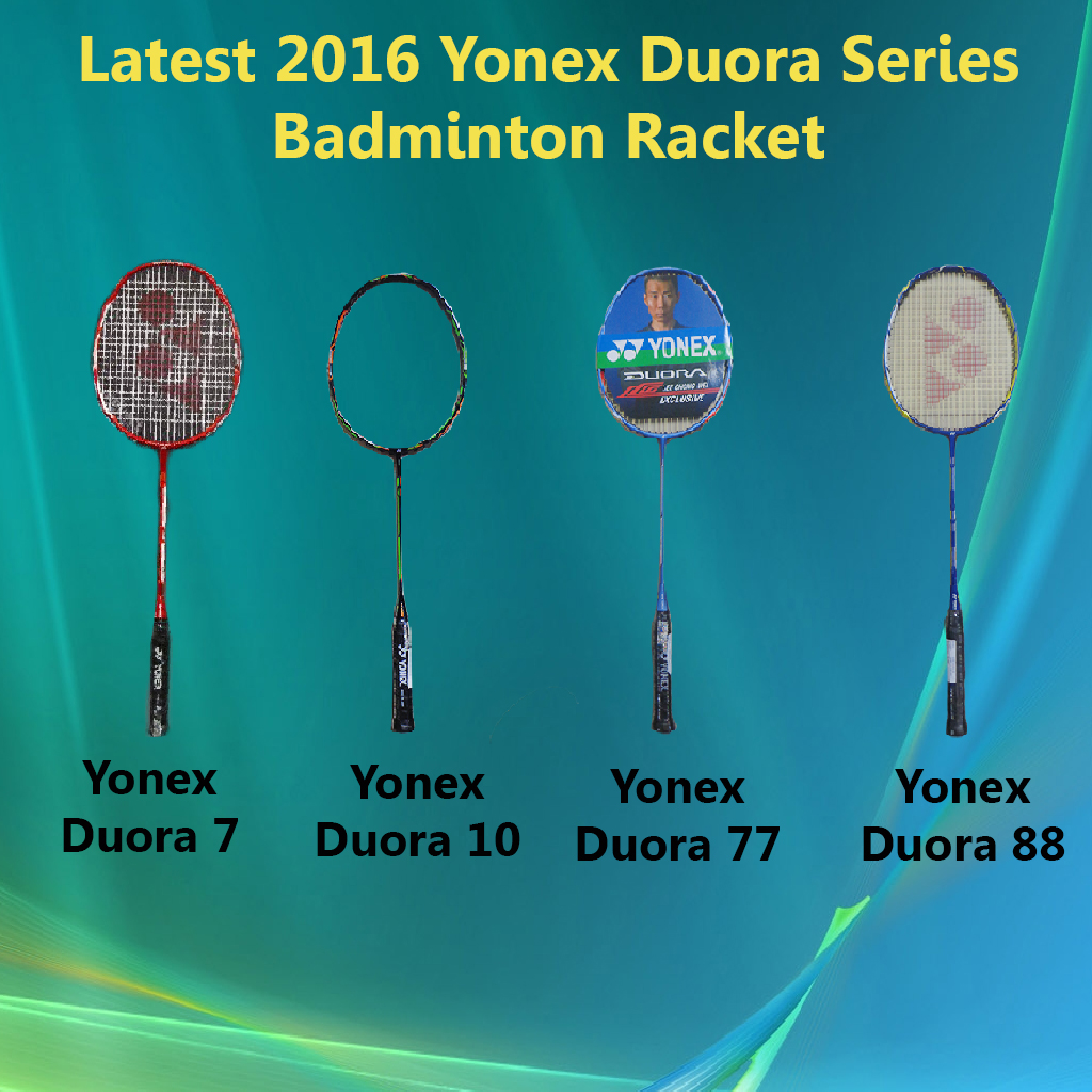 Yonex Dura Series Badminton Racket