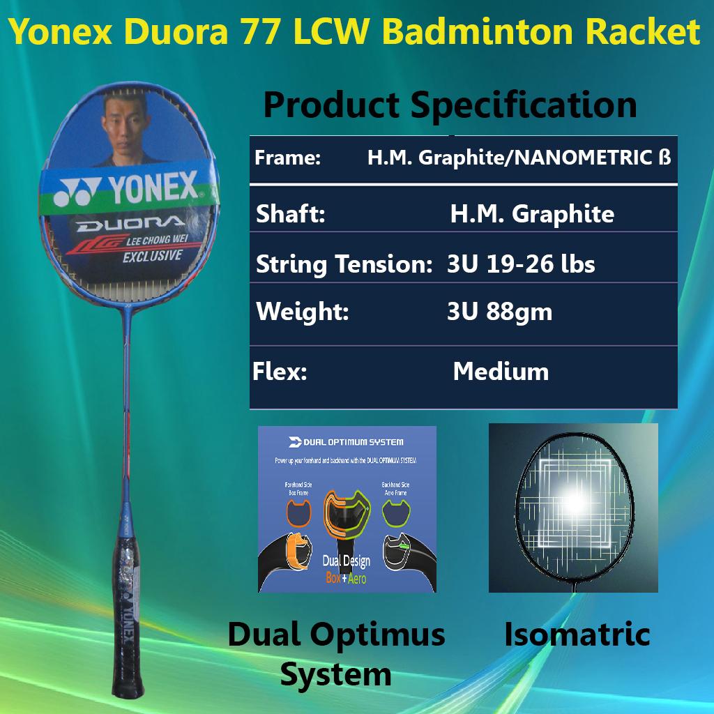 Yonex Duora 77 LCW