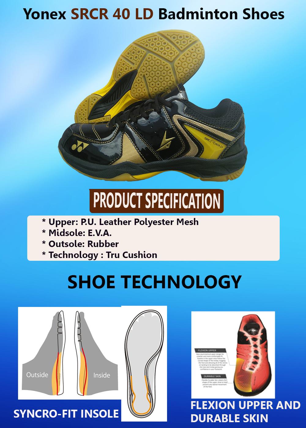 Top  Badminton Shoes
