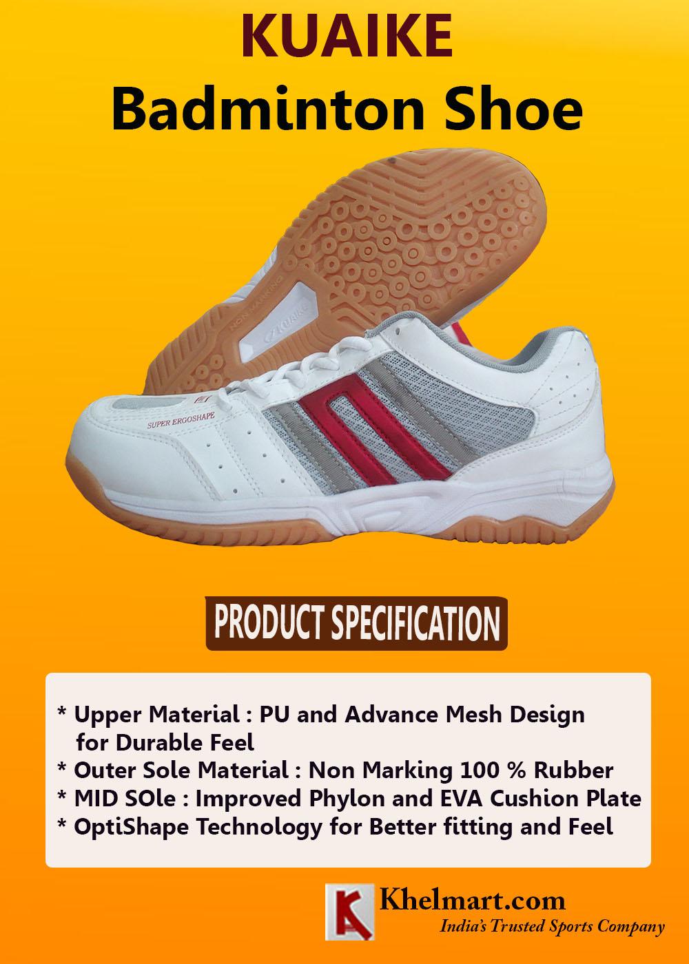 KUAIKE Badminton Shoe