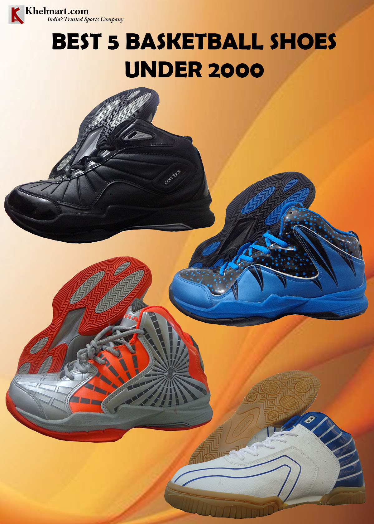 Best Basketball Shoes Under 2000
