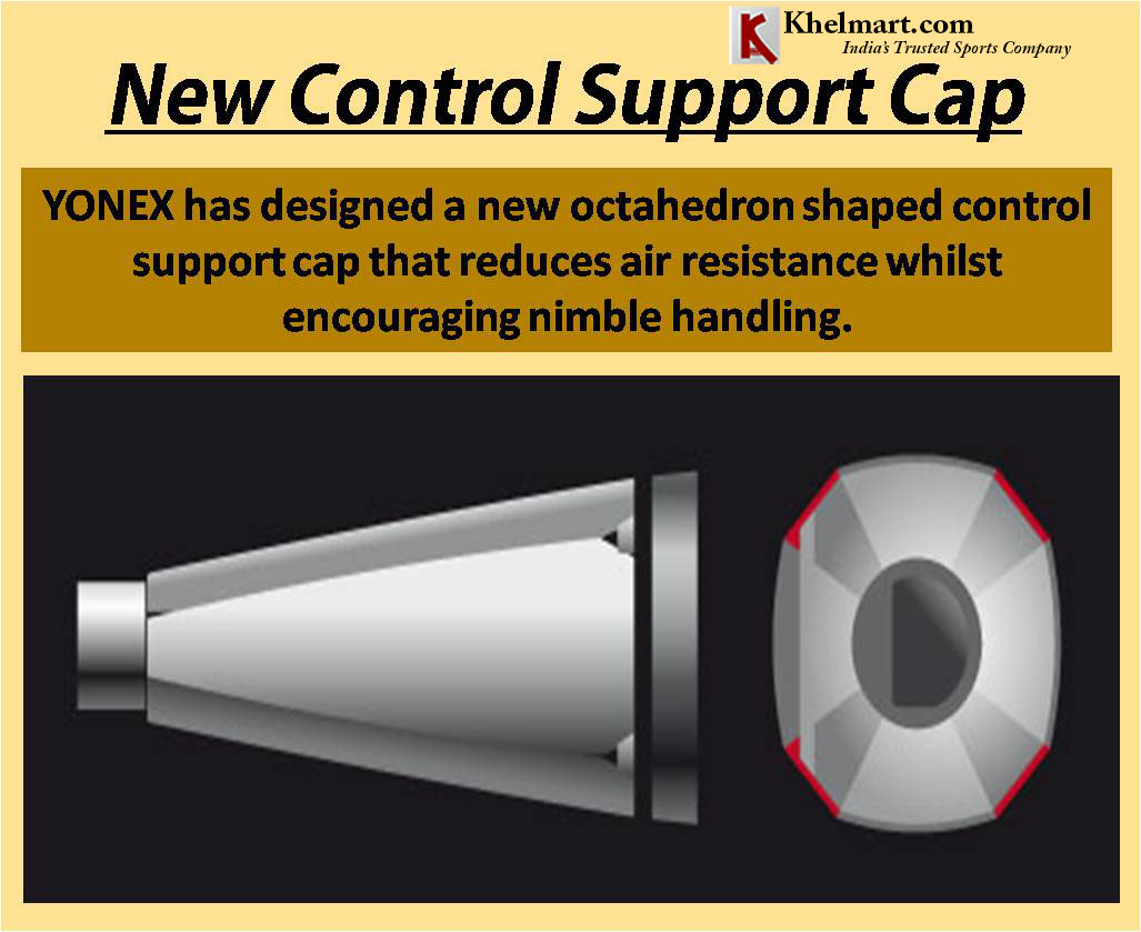 New Control Support Cap