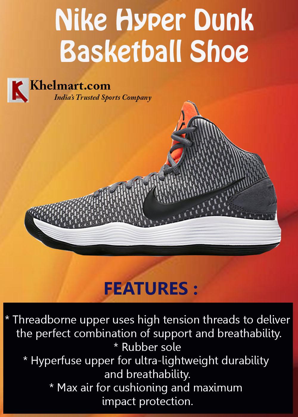 Nike Hyper Dunk Basketball Shoe