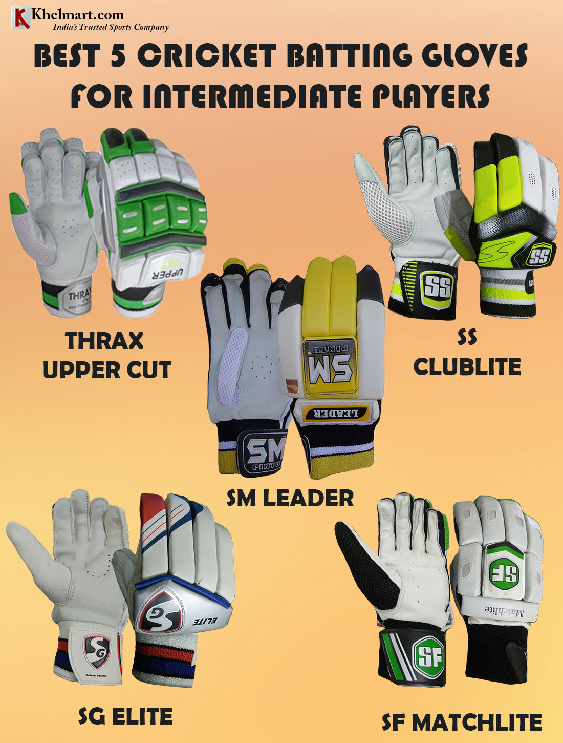 BEST 5 CRICKET BATTING GLOVES FOR INTERMEDIATE PLAYERS_1