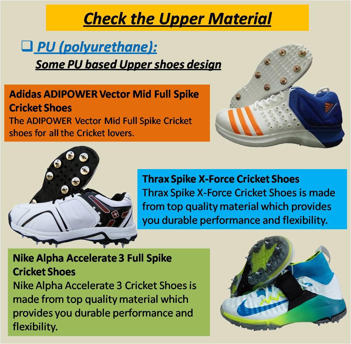 PU Upper Material 5