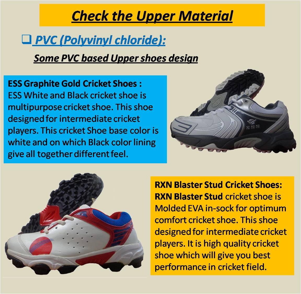 PVC Upper Material 6
