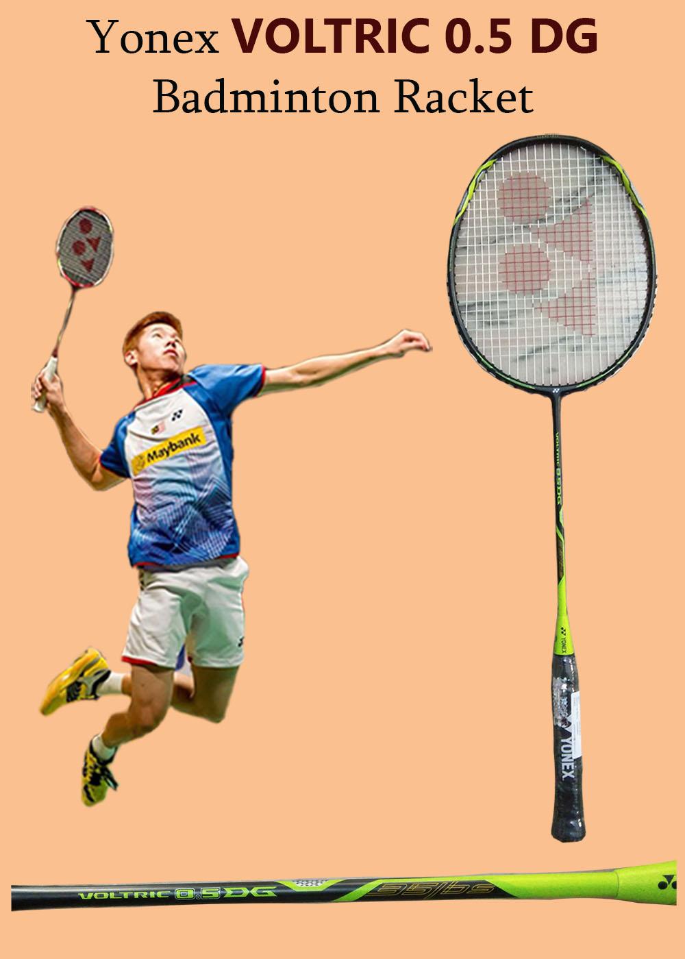 YONEX VOLTRIC 05 DG Badminton Racket