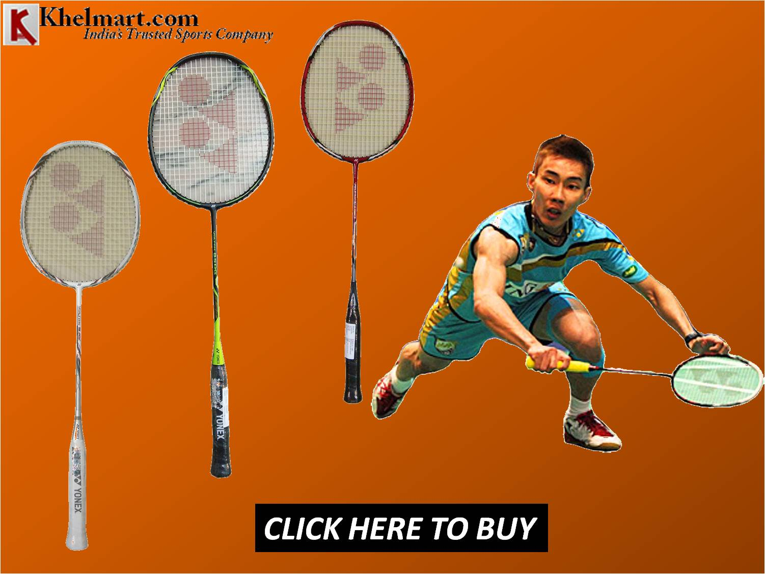 CLICK HERE TO BUY YONEX RACKETS