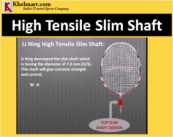 High Tensile Slim Shaft