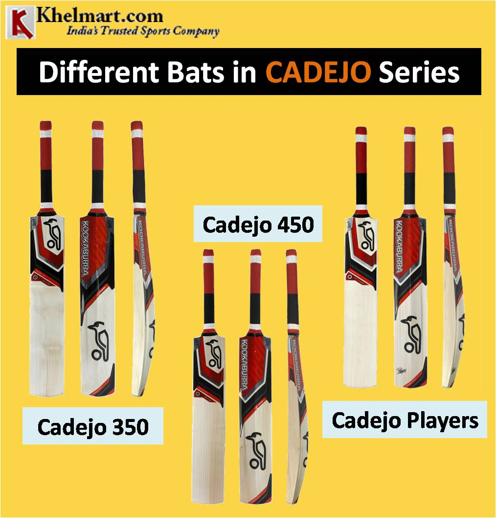 Different Bats in CADEJO Series