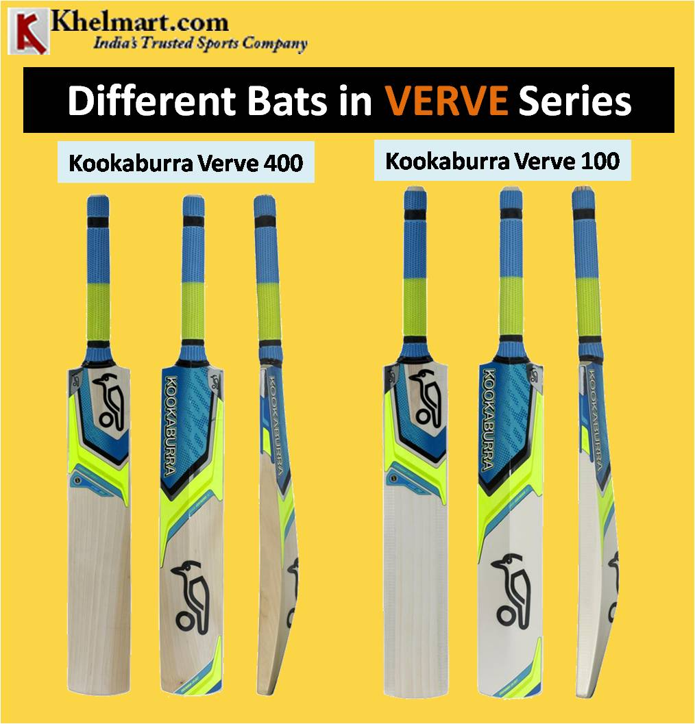 Different Bats in VERVE Series