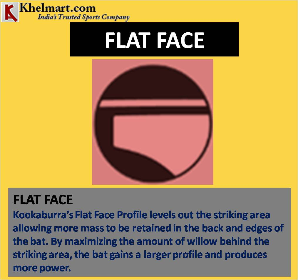 KOOKABURRA FLAT FACE CRICKET BAT TECHNOLOGY_4