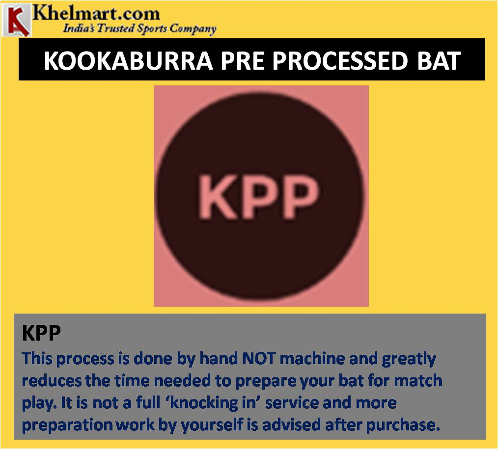 KOOKABURRA PRE PROCESSED CRICKET BAT TECHNOLOGY_8